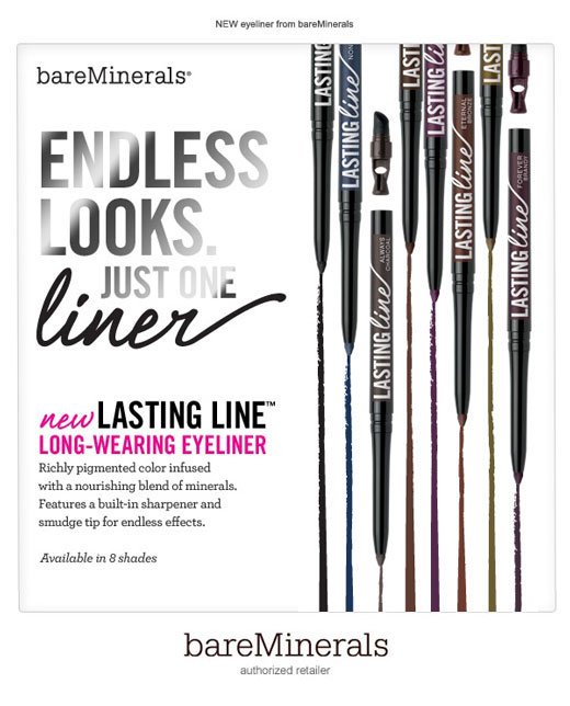 Lasting Line Long-Wearing Eye Liner Availabale at Special Effects Salon & Day Spa | Troy, OH